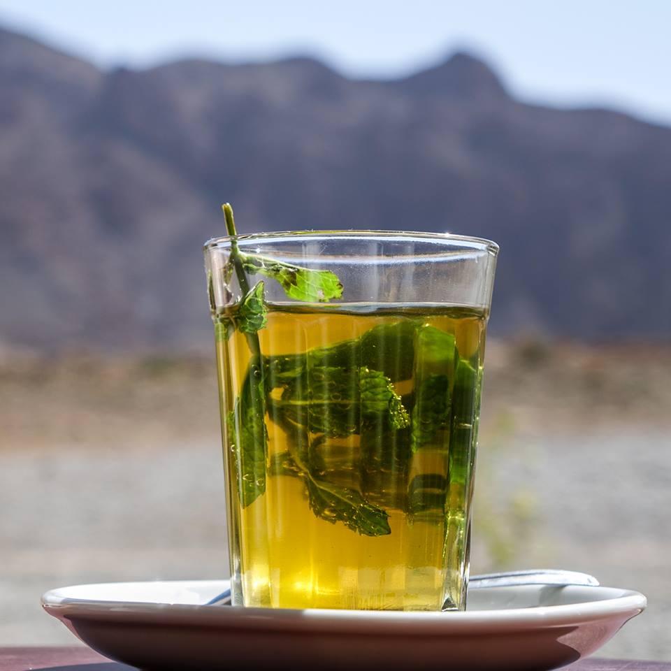 marokańska herbata z miętą